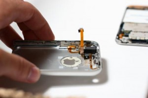 Inside the iPhone