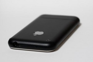 Black iPhone -Not a 3G