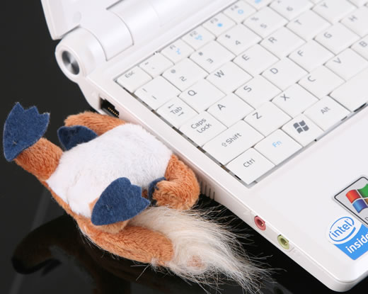 USB Fox in the pc