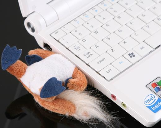 USB Fox in the pc