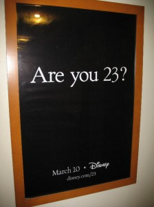 Are you 23?