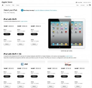 Apple iPad 2 Delayed Shipping