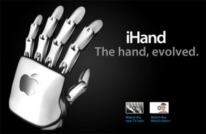 Apple iHand