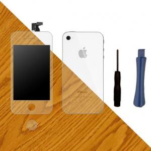 Transparent iPhone 4