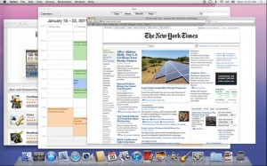 Mac OS X Lion Resume