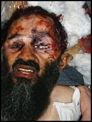 Osama Bin Laden's Body (Fake)
