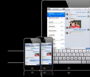 iOS 5 iMessage