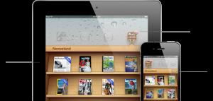 iOS 5 Newsstand