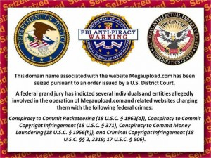 FBI seized website