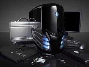 Computer gaming hardware
