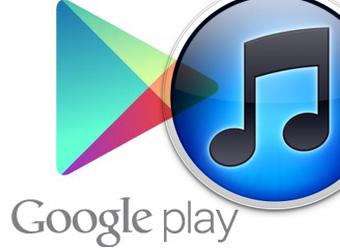 iTunes vs Google Play